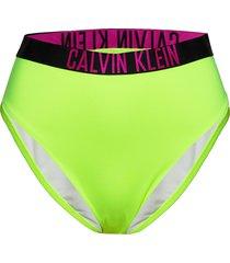 high waist cheeky bi bikinitrosa gul calvin klein