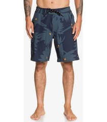 "waterman angler forest 20"" beach shorts"
