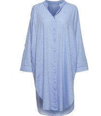 remain shirtdress chambray nachthemd blauw moshi moshi mind