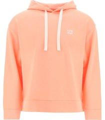 a.p.c. jason hooded sweatshirt