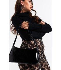 akira chain reaction patent baguette purse