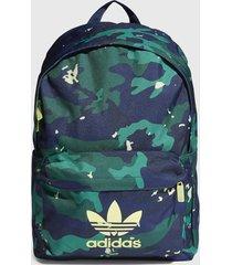 mochila camo youth cl b multicolor adidas originals
