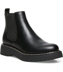 madden girl kwenn lug sole chelsea booties