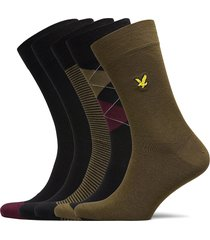harold underwear socks regular socks multi/mönstrad lyle & scott