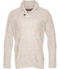 sweater fantasía cuello cruzado mcgregor