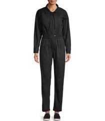 iro women's barka jumpsuit - black - size 34 (2)