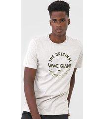 camiseta wg california cinza - kanui