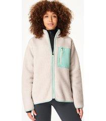 wanderer sherpa jacket