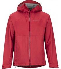 chaqueta precip stretch rojo marmot