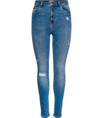 jeans onlmila hw sk ank dest bb