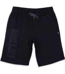 bermuda de passeio lk series shorts oakley - kanui