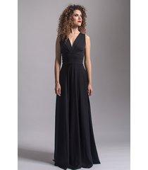 morena - długa suknia