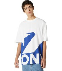 converse camiseta de manga corta star chevron icon remix