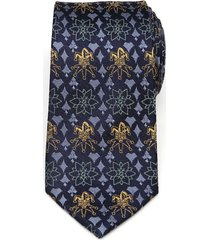 men's cufflinks, inc. joker print silk tie
