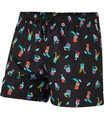 badshorts tiki soda swim shorts
