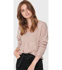 sweater  jacqueline de yong rosa - calce regular