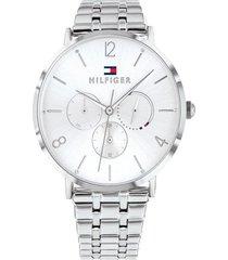 reloj tommy hilfiger 1782031 plateado -superbrands