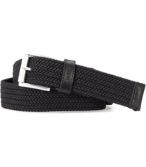 boss men's gabi woven belt