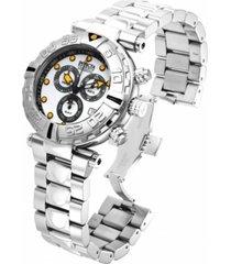reloj invicta acero modelo 175lk para hombres, colección subaqua