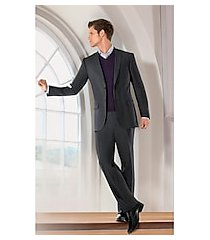 traveler collection slim fit men's suit by jos. a. bank