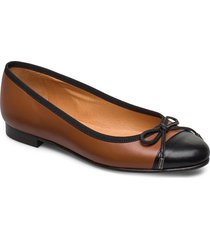 shoes 18810 ballerinaskor ballerinas brun carla f