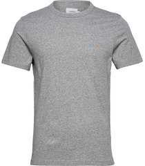 danny short sleeved t-shirt t-shirts short-sleeved grå farah