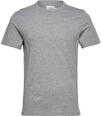 danny short sleeved t-shirt t-shirts short-sleeved grå farah
