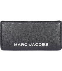 marc jacobs logo wallet