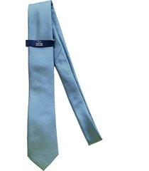 corbata azul oscar de la renta 02-gk4402-a