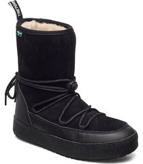apollo hybrid shoes boots ankle boots ankle boot - flat svart tretorn