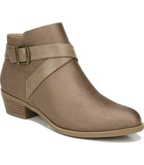 lifestride ally booties women's shoes