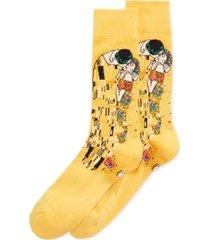 hot sox men's the kiss dress socks