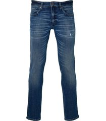 mac jeans arne pipe - modern fit - blauw