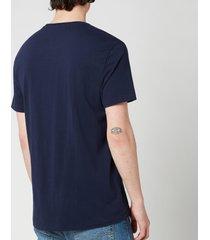 polo ralph lauren men's jersey polo bear t-shirt - cruise navy - l