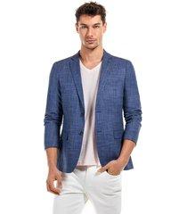 blazer  austria azul new man