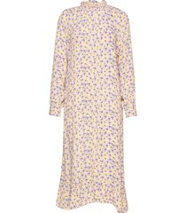 carli dress jurk knielengte roze nué notes