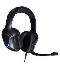 fone headset gamer 7.1 usb led hp h220gs preto