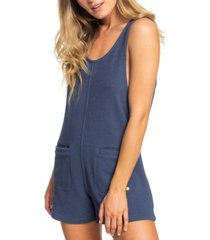 roxy juniors' time to holiday romper
