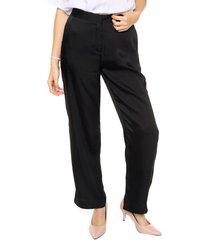 pantalon negro asterisco florencia