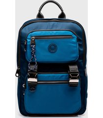 mochila  life gang azul prune