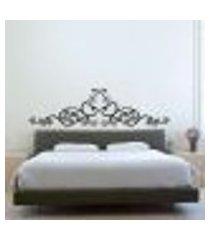 adesivo de parede cabeceira mod. 4 - p 25x90cm