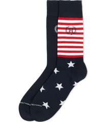 tommy hilfiger men's 2-pk. casual crew socks