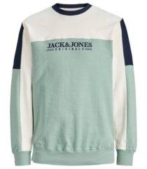 jack & jones men's crew neck sweatshirt
