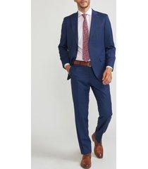 traje executive azul trial
