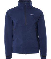 ac36 presented by prada x north sails hauraki jacket | blue navy | 450127-802
