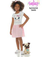 vestido conejitos-fantasy-26674-palo de rosa