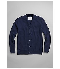 1905 collection tailored fit cardigan men's sweater