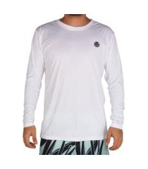 camiseta surf rip curl manga longa masculina
