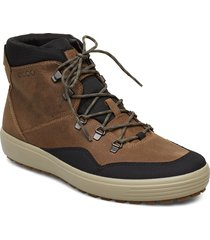 soft 7 tred m shoes boots ankle boots ankle boot - flat brun ecco