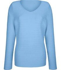 tröja dress in ljusblå